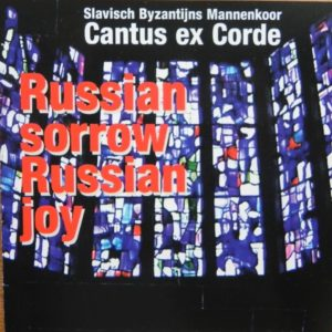 CD 4 Russian sorrow, Russian joy