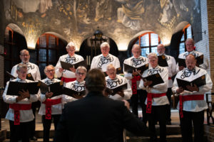 Cantus ex Corde in Gerardus Majellakerk Heksenberg